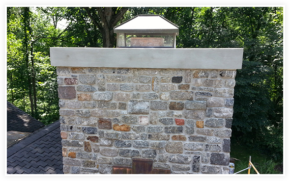 Chimney Repair Rockton Il Ct S Masonry Inc